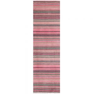 Carter Pink Stripe Runner