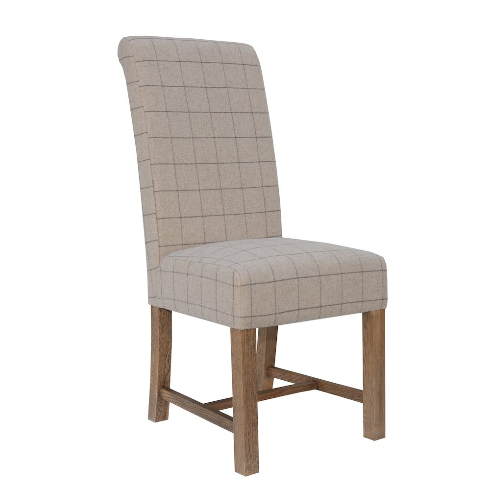 Royal Fabric Dining Chair