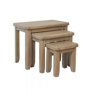 Royal Wood Nest Tables