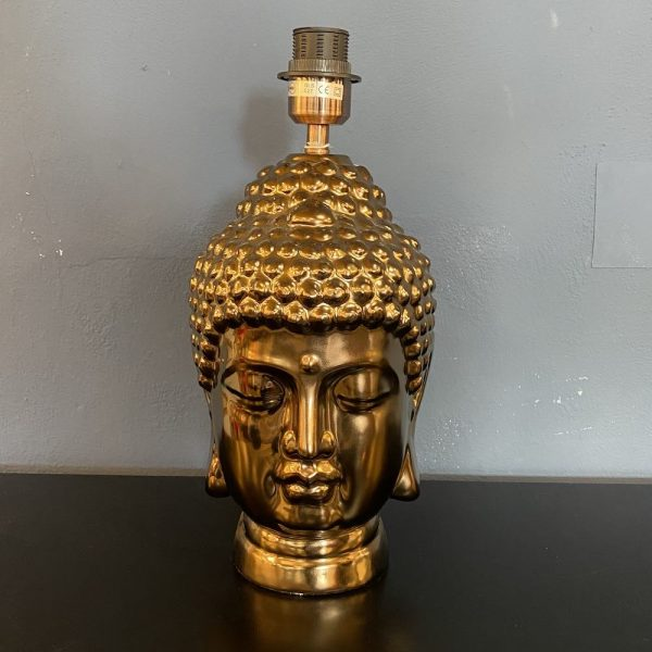 Buddha Table Lamp without shade