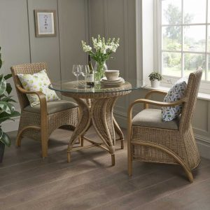 Daro Waterford Cane Suite Bistro set
