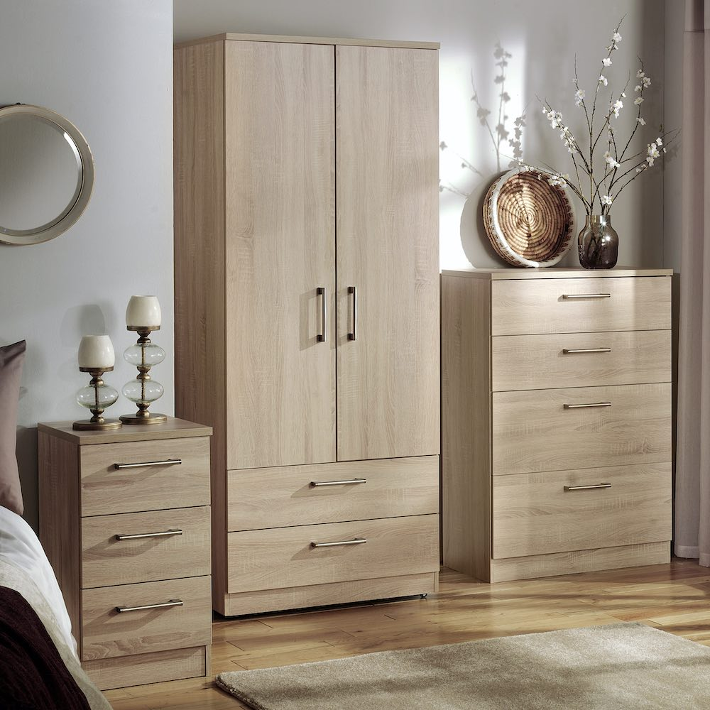 Devon Bedroom Furniture Collection