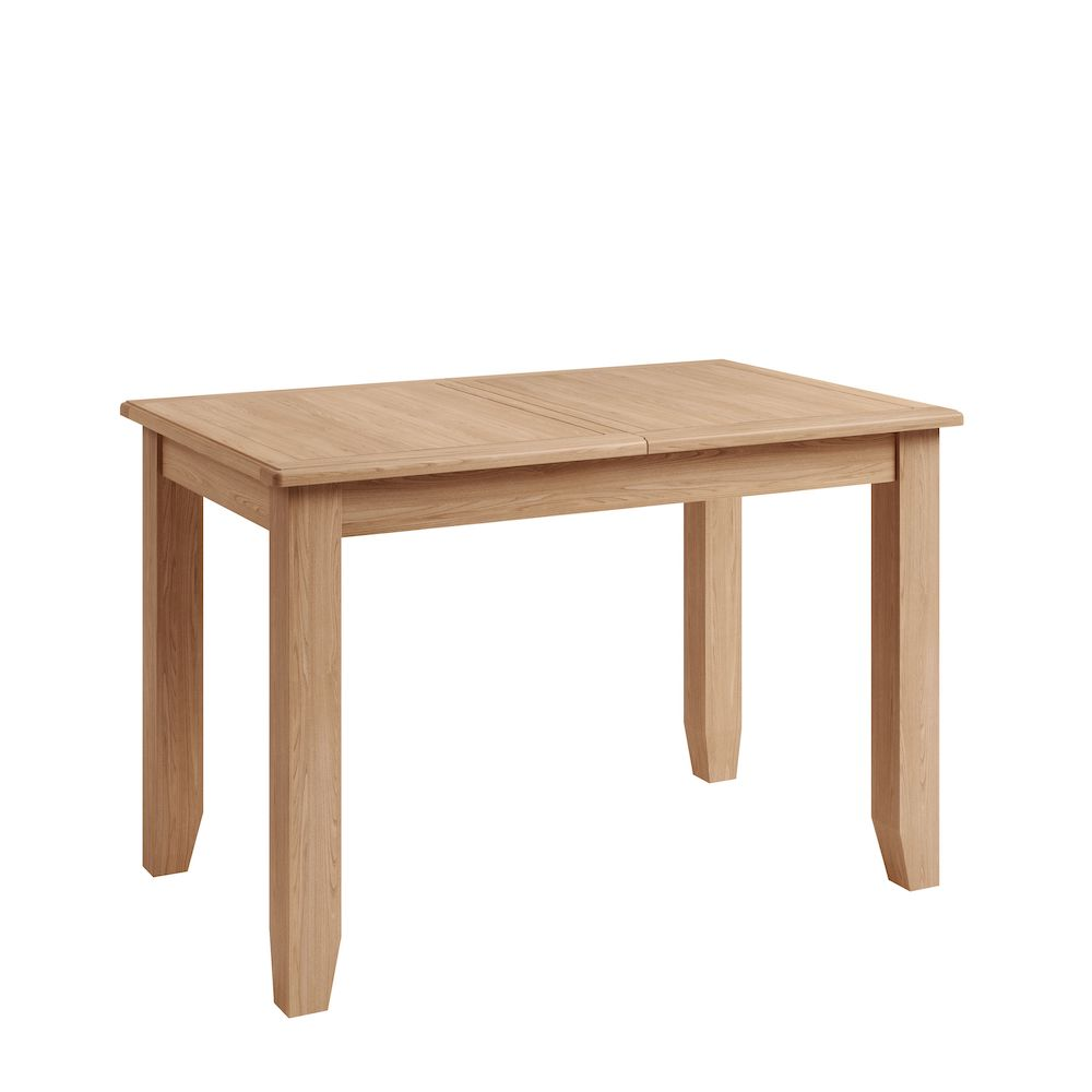 Galaxy Oak 1.2m Extending Table
