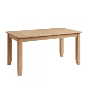 Galaxy Oak 1.6m Extending Table