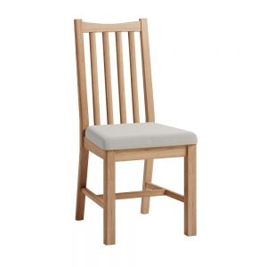 Galaxy Oak Dining Chair