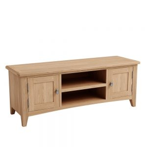 Galaxy Oak Large TV Unit