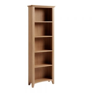 Galaxy Oak Tall Bookcase