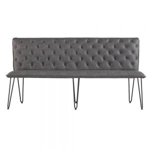 Idaho Large Bench Grey