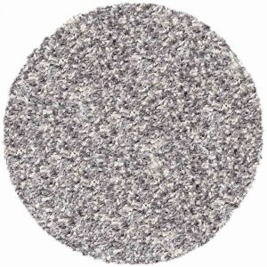 Twilight Grey Round Rug