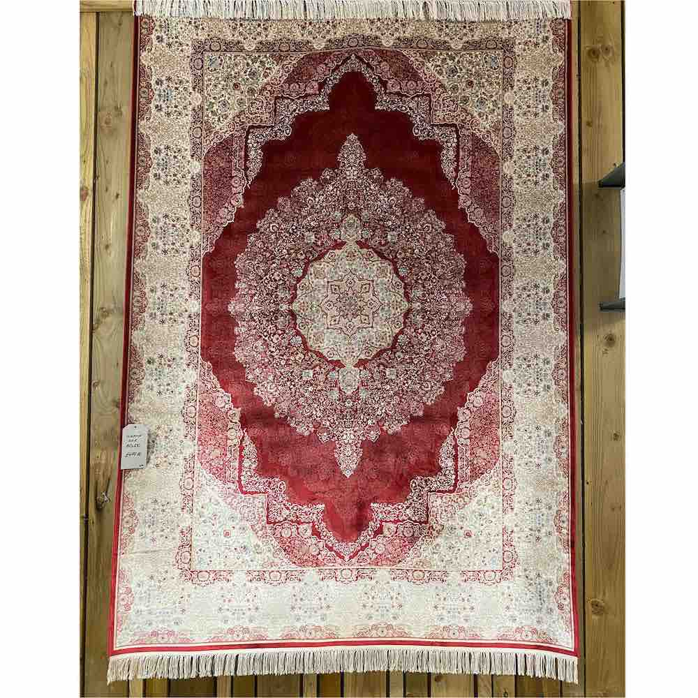 Vartian Silk Antique Rug