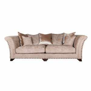 Vesper 4 seater pillow back