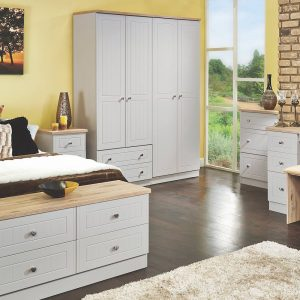Vienna Bedroom Furniture Collection