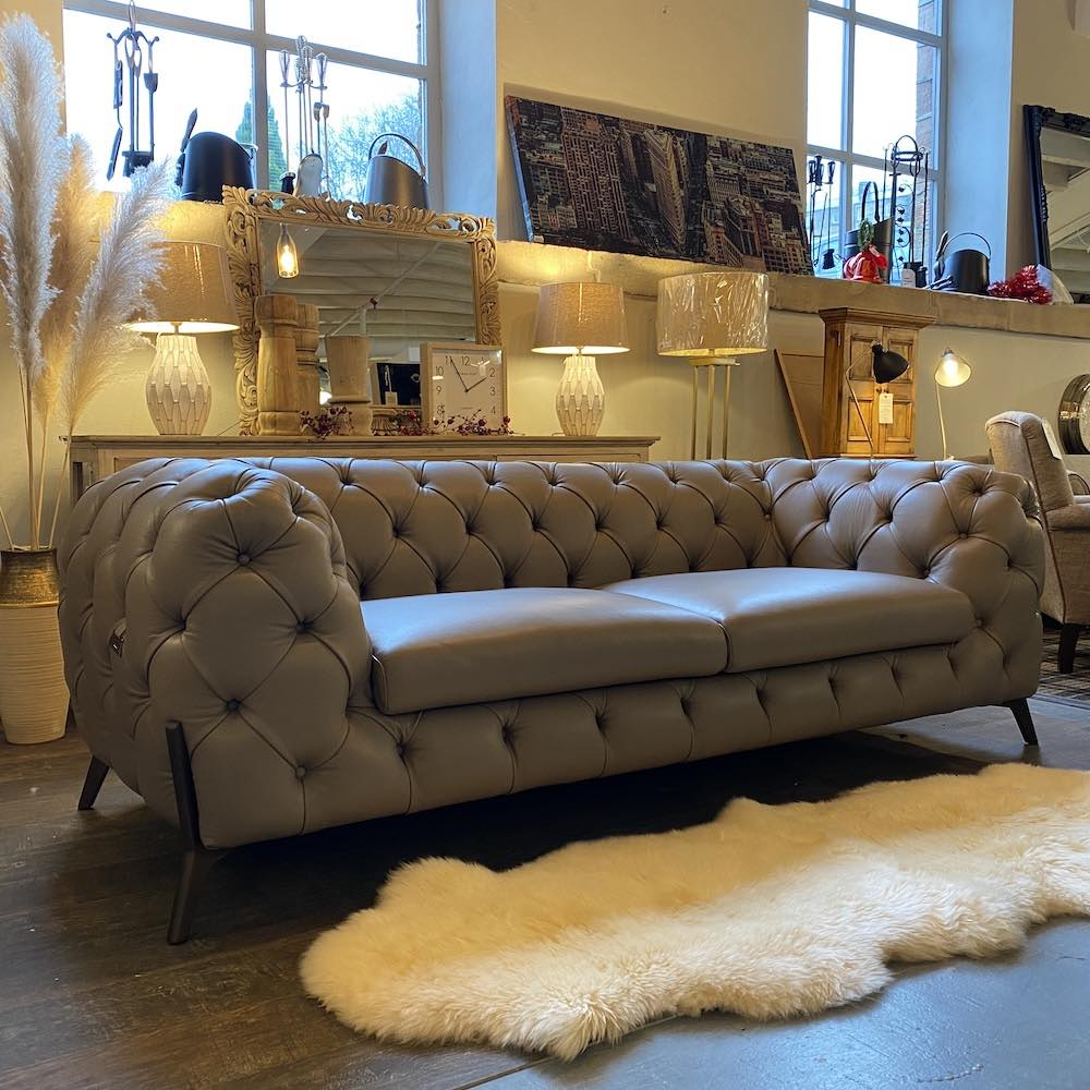 Batal Modern Chesterfield Sofa in store
