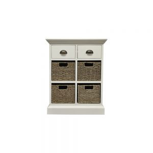 Chatham 2 Drawer 4 Basket Unit