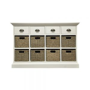 Chatham 4 Drawer 8 Basket Unit