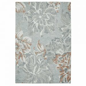 Gardenia Bloom Grey rug
