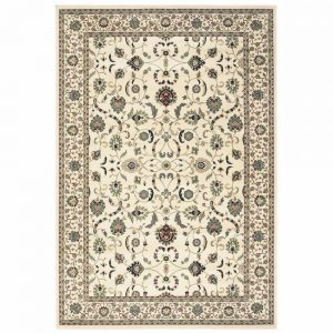 Kendra 137W Cream Traditional Rug