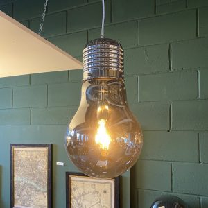 Light Bulb Shape Ceiling Light