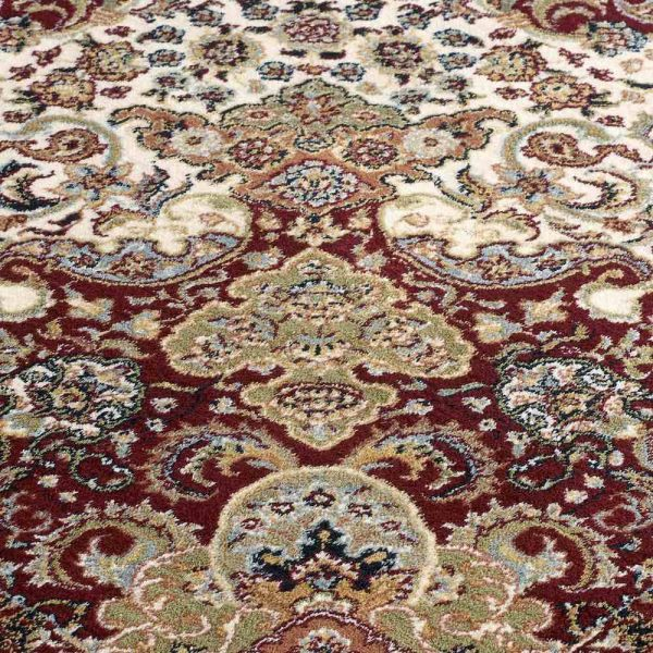 Tabriz 2060R Persian Style Rug close-up